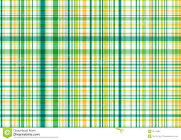 Plaid Pattern Interesting Green And Yellow Plaid Pattern Stock Vector Illustration Of Cloth