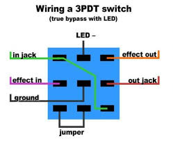 3pdt footswitch wiring 3pdt image wiring diagram 3pdt footswitch fu schalter on 3pdt footswitch wiring
