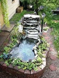 how to build an above ground pond in your backyard round designs
