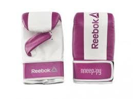 Купить Перчатки <b>боксерские Reebok Retail</b> Boxing Mitts Purple ...