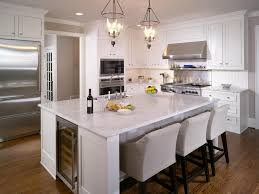 Marble Kitchen Island Table Kitchen Winsome Kitchen Design Ideas With White Wall Painting