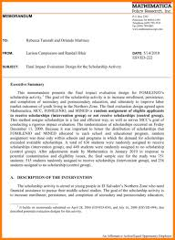 Sample Of Memoranda 11 Executive Memo Sample Mael Modern Decor
