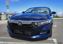 Also honda will tell you your phone is the reason that the infotainment system crashes. 2018 Honda Accord Touring 2 0t Road Test Review By Ben Lewis Car Shopping Car Revs Daily Com