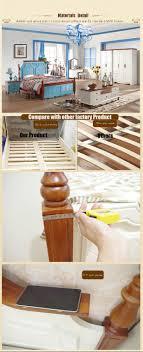 Aliexpresscom  Buy Furniture Manufacturer Top Grade Wood Blue - Top bedroom furniture manufacturers