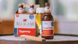 Allagash Two Lights Truepenny Pilsner Allagash Brewing Company
