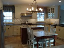 Kitchen Island With Table Fascinating Kitchen Island With Table Attached