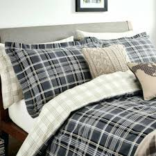 mens duvet covers check bedding in charcoal at bedeck checked bedding next blue and white checd