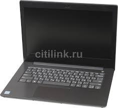 Купить Ноутбук <b>LENOVO V330</b>-<b>14ISK</b>, <b>81AY000RRU</b>, <b>темно</b> ...