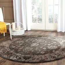 4 ft round rug area rugs 8 foot jute