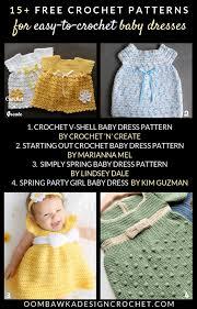 Crochet Baby Skirt Size Chart 15 Easy To Crochet Baby Dress Patterns Oombawka Design Crochet