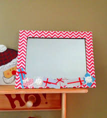 easy way to embellish a mirror or frame with sbook paper from your stash