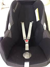 maxi cosi cabriofix car seat isofix compatible with lots of travel systems