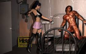 Stories femdom women punishing men
