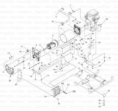 Generac power 0049871 generac centurion 15 000 watt portable generator sn 4481964 4483885