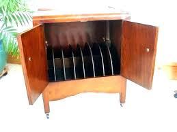 vinyl record storage furniture. Album Storage Furniture Vinyl Record Cabinet Full Image For