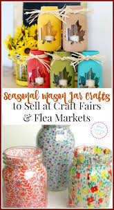 Decorative Mason Jars For Sale 100 Mason Jar Crafts To Make Sell For Extra Cash Earn Extra 6