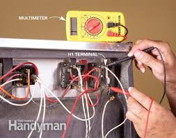 electric stove repair tips the family handyman photo 3 test the switch