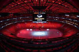 Little Caesars Arena Seating Chart 62 Scientific Little Caesars Arena Red Wings Seating Chart