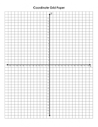 Free Coordinate Graph Paper The Best Worksheets Image Collection