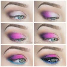 urban decay electric palette tutorial looks