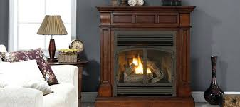 ventless fireplaces fireplaces gas s gas fireplaces home depot