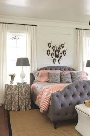 Gray And Peach Bedroom Ideas Bedroom Ideas Chic Decorating Ideas Using  Rectangular Grey Headboard Beds In In Dimensions 800 X 1200 Peach Bedrooms  Ideas # ...