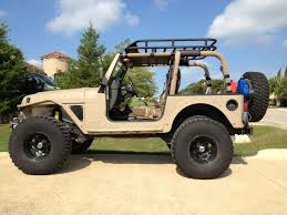 tan tj love the paint job and the exoskeleton fenders in particular