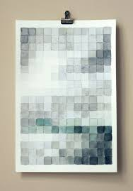 to achieve this really cool pixel art first open a photo you want to use in photoshop or your preferred photo editing program re size the image to about  on diy wall art photoshop with pixel art 7 diy wall art tutorials diy