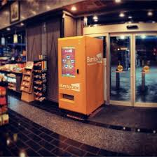 Burrito Vending Machine Cool Los Angeles Gets FirstEver Burrito Vending Machine LAist