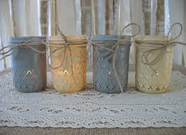 Decorate Jar Candles Set of 100 Mason Jars Votive Candle Holders Mason Jar Candles 32