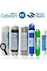 WaterMelon Ihlas Su Arıtma Cihazı Uyumlu 6 Aşamalı 80 Gpd King Membranlı  Filtre Seti Fiyatı, Yorumları - TRENDYOL