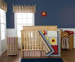 the elephant parade 3pc crib bedding set