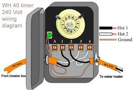 how to wire wh40 water heater timer wh40 larger image wh40 water heater timer