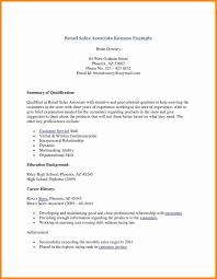 Good Resume For Sales Associate Resume Online Builder