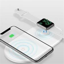 <b>Baseus 2</b>-in-<b>1</b> Smart Wireless Charger For iPhone Samsung Apple ...