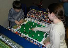 Gioco Da Tavolo Giallo : Lego soccer calcio giochi da tavolo varie