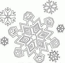 Snowflake Mandala Coloring Pages Coloring Pages Snowflake Coloring