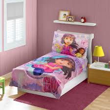Amazon.com : Dora & Friends Toddler Bedding Set, Pink : Baby &  Adamdwight.com