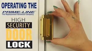 high security door locks. Plain Locks Operating The PRIMELINE High Security Door Lock For Locks S