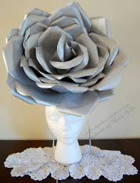 Paper Flower Hats Paper Flower Hats Magdalene Project Org