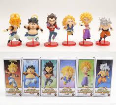 <b>Hot</b> sell <b>6 pcs</b>/set <b>Dragon Ball</b> Z WCF DWC battle <b>Dragon Ball</b> Kai ...