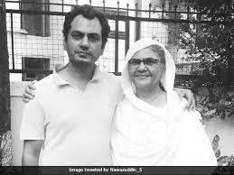 Image result for nawazuddin siddiqui family photo