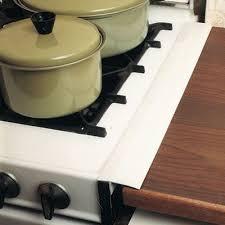 no spill strip stove guard