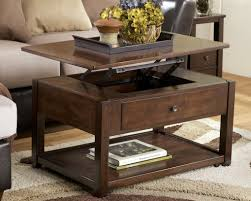 Coffee Table With Adjustable Top Fancy Coffee Tables Coffee Table Distinctive Square Coffee Table