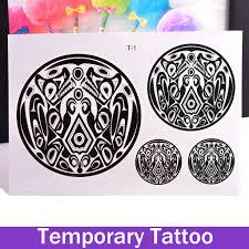 купить красота съемных водонепроницаемый временную татуировку