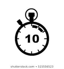 10 Minuite Timer Royalty Free 10 Minutes Stock Images Photos Vectors