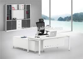 office desk with filing cabinet. Contemporary Design White Modern Executive Office Desk With File Cabinet Wholesale Filing N