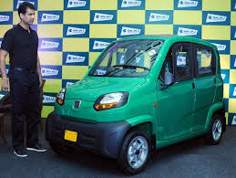 bajaj new car releaseBajaj Auto finally launches quadricycle named Qute  Business Line
