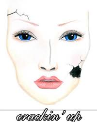 Sephora Face Chart Mac Cosmetics Halloween Face Charts And Halloween Makeup
