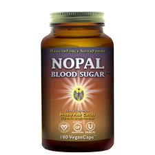 HealthForce Superfoods <b>Nopal Blood Sugar</b>™ -- 180 Vegetarian ...